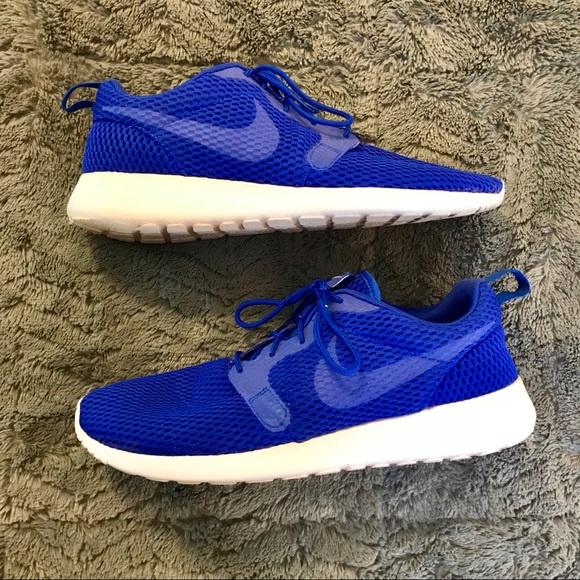 a7f047ca70ba4 HP🎉 NIKE ROSHE ONE Hyperfuse Racer Blue Sneaker. M 5bc5340f2beb7908e1e6266c